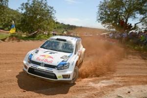 Jari-Matti Latvala (FIN), Miikka Anttila (FIN), Volkswagen Polo R WRC