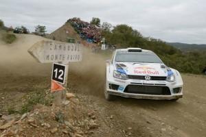 Volkswagen und Ogier führen in Portugal