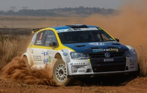 Südafrikanische Rallye-Meisterschaft