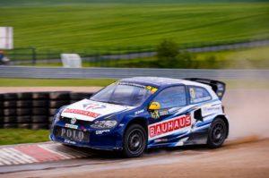 FIA Rallycross-Weltmeisterschaft | Johan Kristoffersson (S), Volkswagen Polo RX Supercar