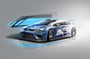 Volkswagen Polo R WRC, Konzept
