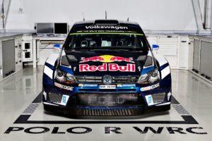Behutsame Evolution: wenige, gezielte Verbesserungen am Volkswagen Polo R WRC