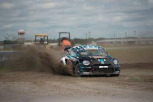 Global Rallycross, Scott Speed (USA), Volkswagen Beetle GRC | Foto: Peter Minnig