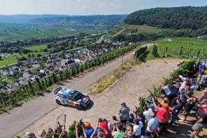 Andreas Mikkelsen/Anders Jæger (N/N), Volkswagen Polo R WRC | Foto: Roeseler