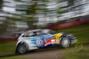 Sébastien Ogier/Julien Ingrassia (F/F), Volkswagen Polo R WRC | Foto: Roeseler