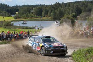 Jari-Matti Latvala/Miikka Anttila (FIN/FIN), Volkswagen Polo R WRC | Foto: El Mokni