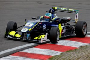 FIA Formel-3-Europameisterschaft, Alessio Lorandi (I), Dallara Volkswagen | Foto: Suer