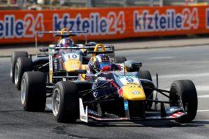 FIA Formel-3-Europameisterschaft, Niko Kari (FIN), Sérgio Sette Câmara (BR), Dallara Volkswagen