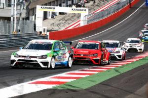 TCR Germany, Tom Lautenschlager (D), Benjamin Leuchter (D), Volkswagen Golf GTI TCR | Foto: ADAC Motorsport